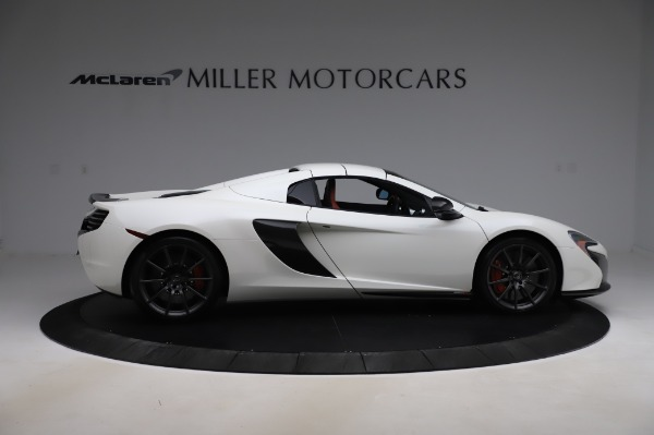 Used 2016 McLaren 650S Spider for sale $159,900 at Alfa Romeo of Westport in Westport CT 06880 24