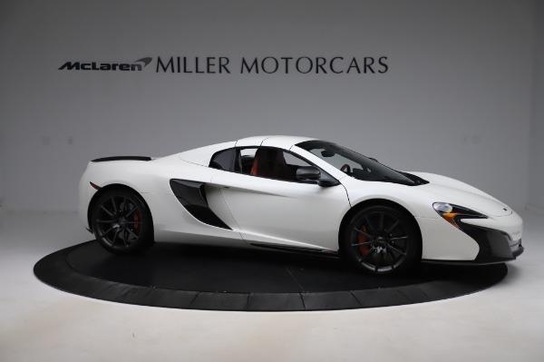 Used 2016 McLaren 650S Spider for sale $159,900 at Alfa Romeo of Westport in Westport CT 06880 25