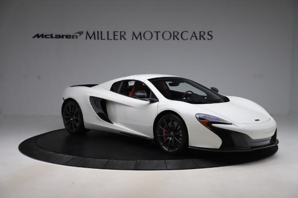 Used 2016 McLaren 650S Spider for sale $159,900 at Alfa Romeo of Westport in Westport CT 06880 26
