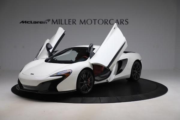 Used 2016 McLaren 650S Spider for sale $159,900 at Alfa Romeo of Westport in Westport CT 06880 28