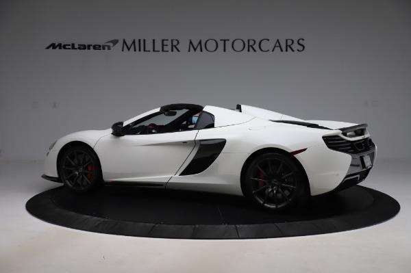 Used 2016 McLaren 650S Spider for sale $159,900 at Alfa Romeo of Westport in Westport CT 06880 4