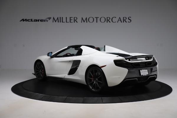 Used 2016 McLaren 650S Spider for sale $159,900 at Alfa Romeo of Westport in Westport CT 06880 5