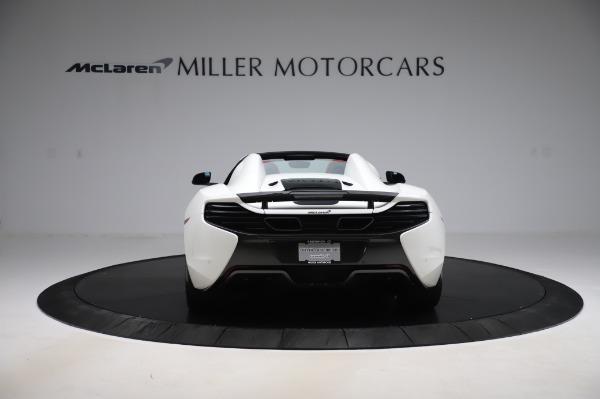 Used 2016 McLaren 650S Spider for sale $159,900 at Alfa Romeo of Westport in Westport CT 06880 6