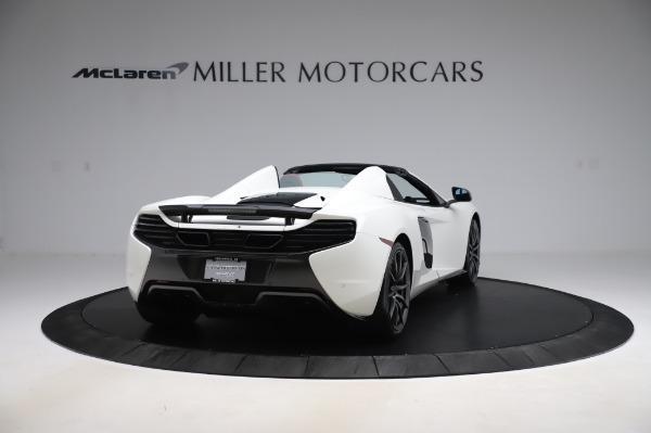 Used 2016 McLaren 650S Spider for sale $159,900 at Alfa Romeo of Westport in Westport CT 06880 7