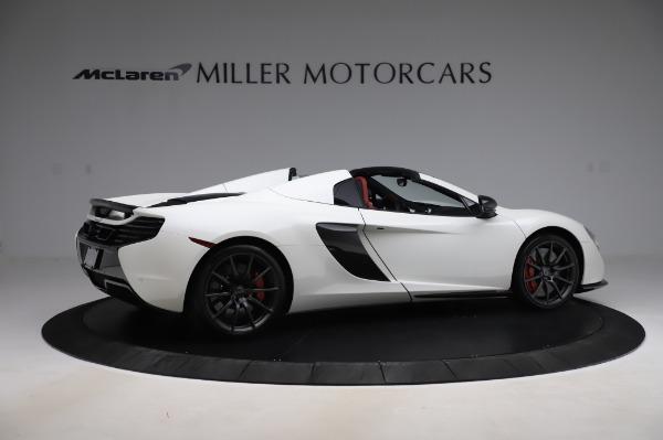 Used 2016 McLaren 650S Spider for sale $159,900 at Alfa Romeo of Westport in Westport CT 06880 9
