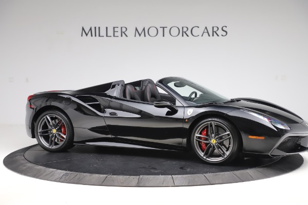 Used 2018 Ferrari 488 Spider for sale $289,900 at Alfa Romeo of Westport in Westport CT 06880 10