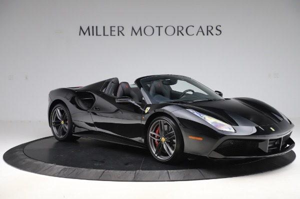 Used 2018 Ferrari 488 Spider for sale $289,900 at Alfa Romeo of Westport in Westport CT 06880 11