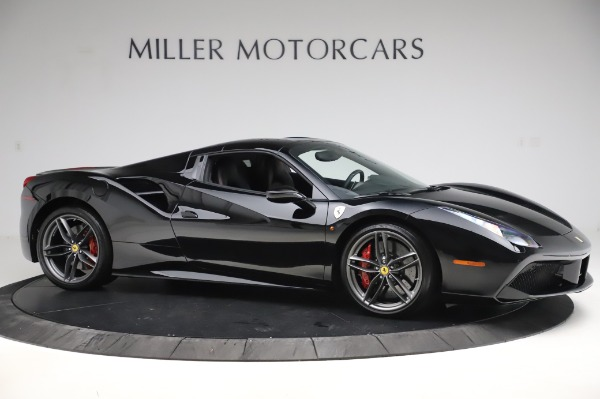 Used 2018 Ferrari 488 Spider for sale $289,900 at Alfa Romeo of Westport in Westport CT 06880 17