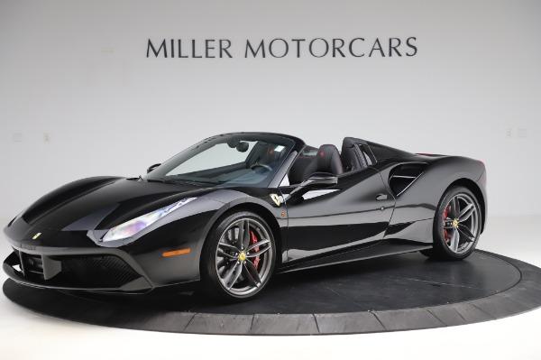 Used 2018 Ferrari 488 Spider for sale $289,900 at Alfa Romeo of Westport in Westport CT 06880 2