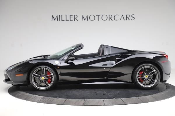 Used 2018 Ferrari 488 Spider for sale $289,900 at Alfa Romeo of Westport in Westport CT 06880 3