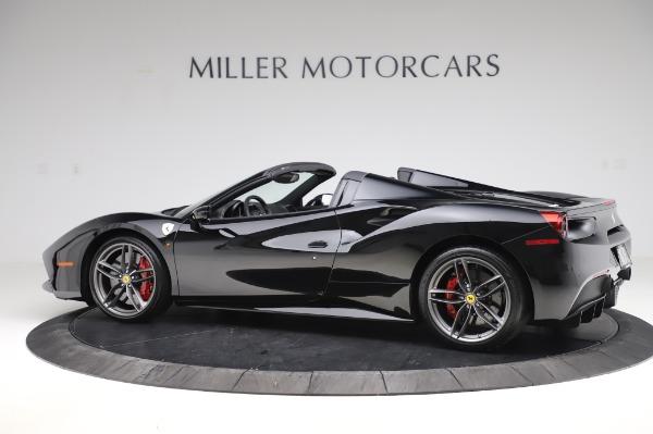 Used 2018 Ferrari 488 Spider for sale $289,900 at Alfa Romeo of Westport in Westport CT 06880 4