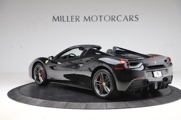 Used 2018 Ferrari 488 Spider for sale $289,900 at Alfa Romeo of Westport in Westport CT 06880 5