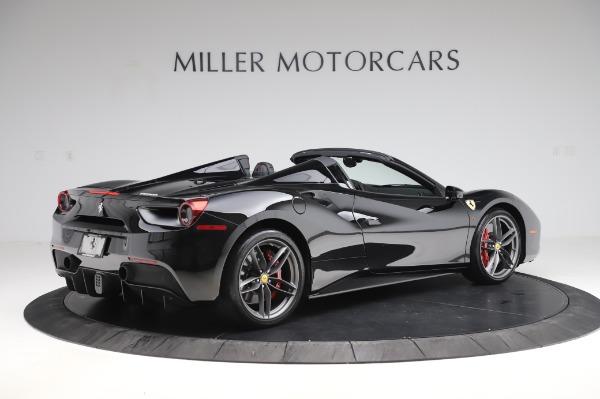 Used 2018 Ferrari 488 Spider for sale $289,900 at Alfa Romeo of Westport in Westport CT 06880 8
