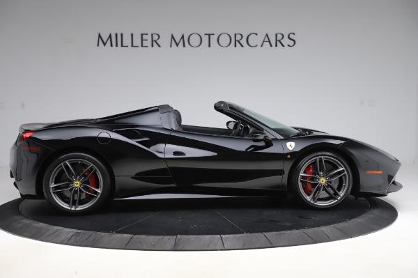 Used 2018 Ferrari 488 Spider for sale $289,900 at Alfa Romeo of Westport in Westport CT 06880 9
