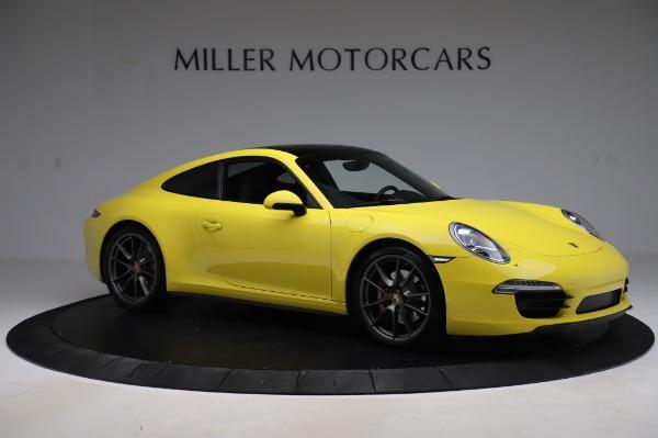 Used 2013 Porsche 911 Carrera 4S for sale Call for price at Alfa Romeo of Westport in Westport CT 06880 10