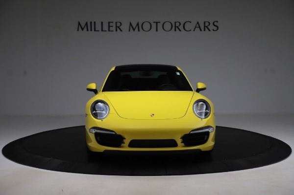 Used 2013 Porsche 911 Carrera 4S for sale Call for price at Alfa Romeo of Westport in Westport CT 06880 12
