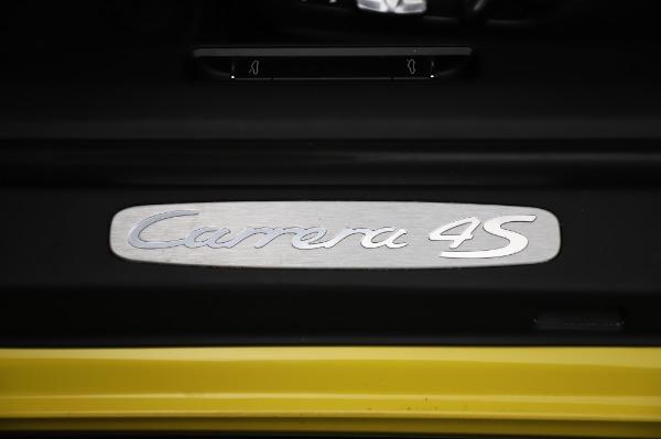 Used 2013 Porsche 911 Carrera 4S for sale Call for price at Alfa Romeo of Westport in Westport CT 06880 17