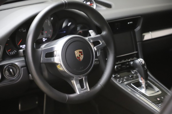 Used 2013 Porsche 911 Carrera 4S for sale Call for price at Alfa Romeo of Westport in Westport CT 06880 18