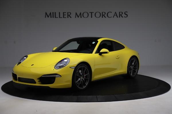 Used 2013 Porsche 911 Carrera 4S for sale Call for price at Alfa Romeo of Westport in Westport CT 06880 2