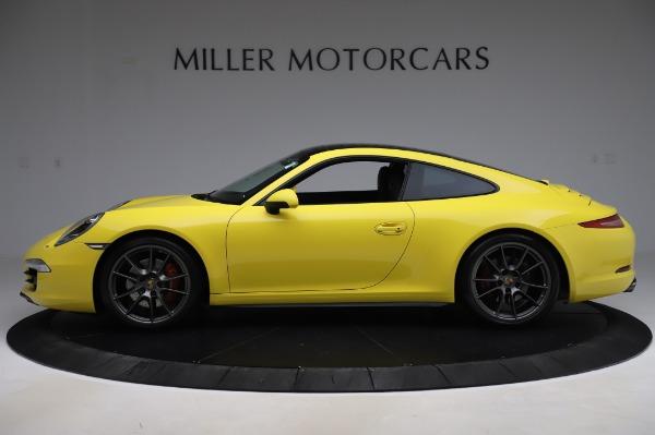 Used 2013 Porsche 911 Carrera 4S for sale Call for price at Alfa Romeo of Westport in Westport CT 06880 3