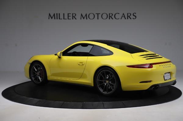 Used 2013 Porsche 911 Carrera 4S for sale Call for price at Alfa Romeo of Westport in Westport CT 06880 4