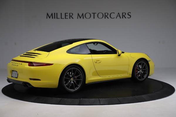Used 2013 Porsche 911 Carrera 4S for sale Call for price at Alfa Romeo of Westport in Westport CT 06880 8