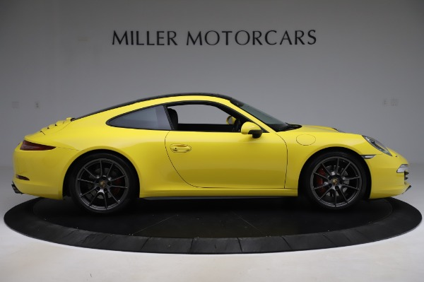 Used 2013 Porsche 911 Carrera 4S for sale Call for price at Alfa Romeo of Westport in Westport CT 06880 9