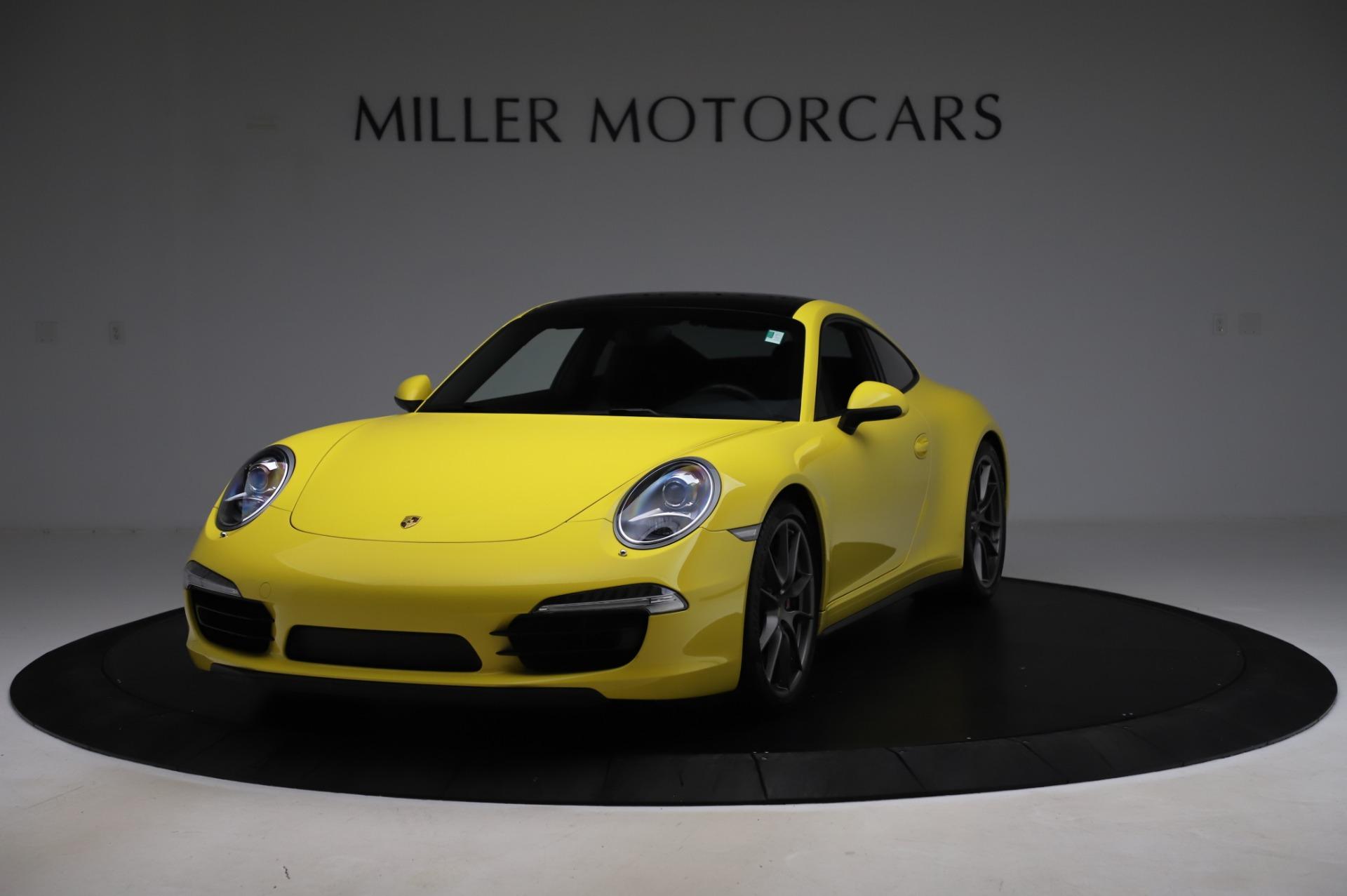 Used 2013 Porsche 911 Carrera 4S for sale Call for price at Alfa Romeo of Westport in Westport CT 06880 1