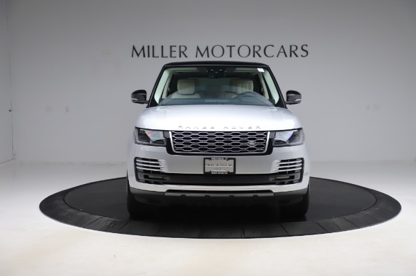 Used 2019 Land Rover Range Rover Supercharged LWB for sale Sold at Alfa Romeo of Westport in Westport CT 06880 12