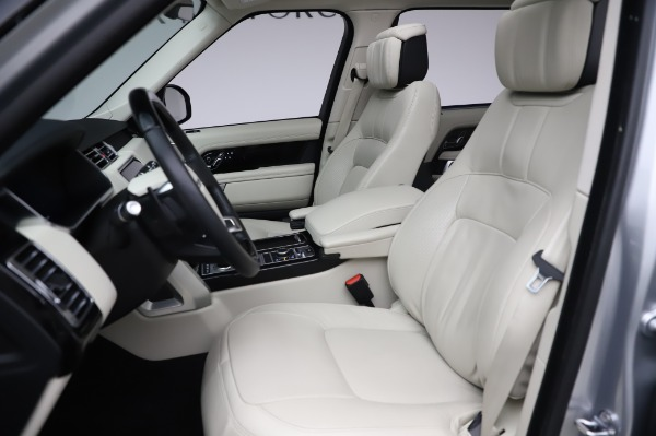 Used 2019 Land Rover Range Rover Supercharged LWB for sale Sold at Alfa Romeo of Westport in Westport CT 06880 15