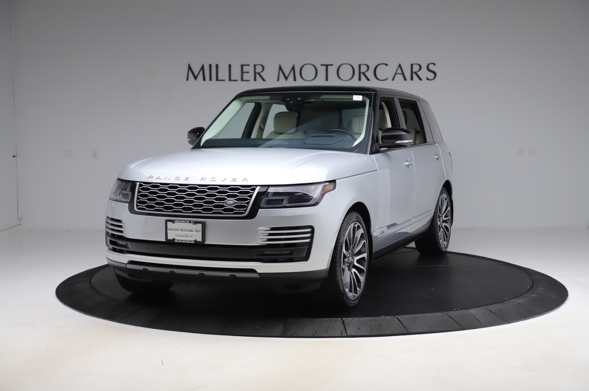 Used 2019 Land Rover Range Rover Supercharged LWB for sale Sold at Alfa Romeo of Westport in Westport CT 06880 1