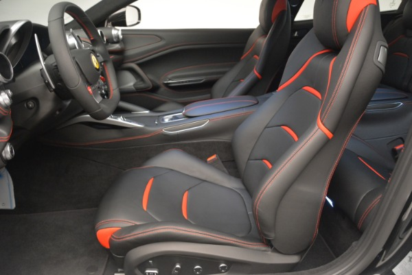 Used 2018 Ferrari GTC4Lusso T for sale $195,900 at Alfa Romeo of Westport in Westport CT 06880 14