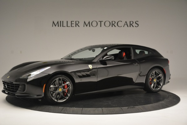 Used 2018 Ferrari GTC4Lusso T for sale $199,900 at Alfa Romeo of Westport in Westport CT 06880 2