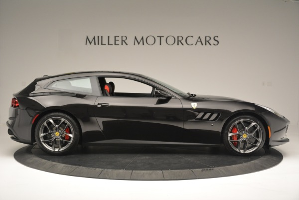 Used 2018 Ferrari GTC4Lusso T for sale $199,900 at Alfa Romeo of Westport in Westport CT 06880 9