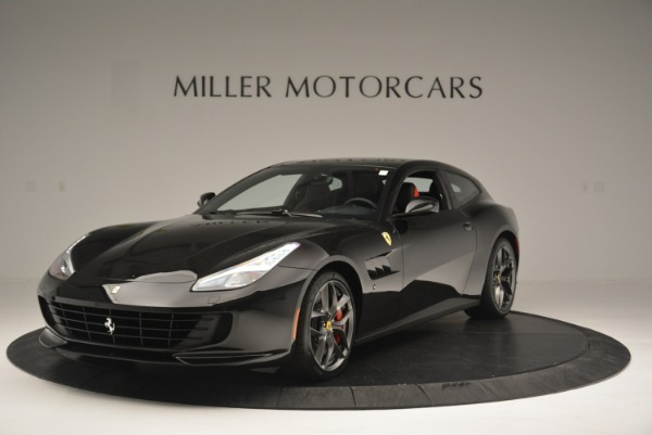 Used 2018 Ferrari GTC4Lusso T for sale $199,900 at Alfa Romeo of Westport in Westport CT 06880 1