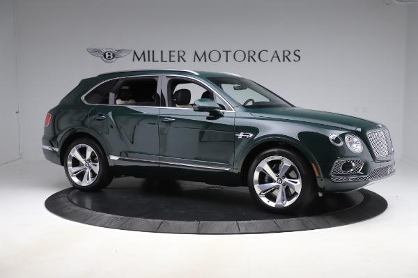 Used 2020 Bentley Bentayga V8 for sale $189,900 at Alfa Romeo of Westport in Westport CT 06880 10