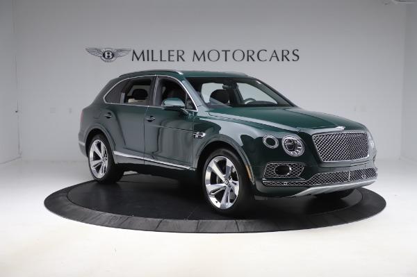 Used 2020 Bentley Bentayga V8 for sale $189,900 at Alfa Romeo of Westport in Westport CT 06880 11