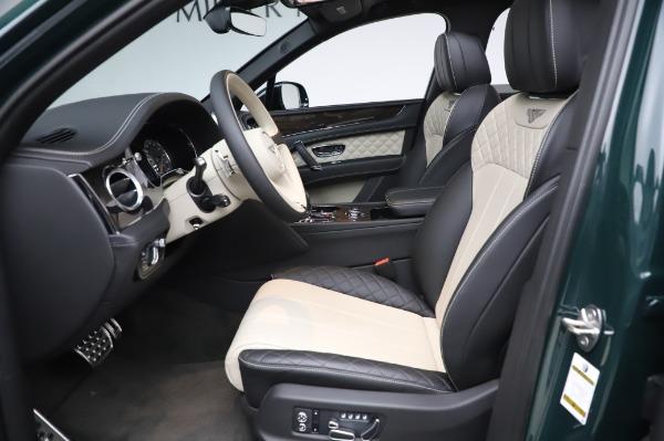 Used 2020 Bentley Bentayga V8 for sale $189,900 at Alfa Romeo of Westport in Westport CT 06880 17
