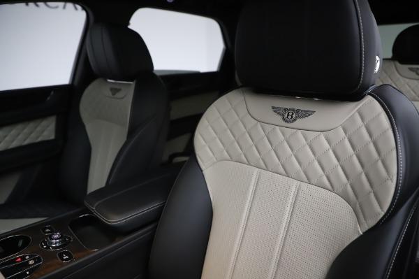 Used 2020 Bentley Bentayga V8 for sale $189,900 at Alfa Romeo of Westport in Westport CT 06880 19