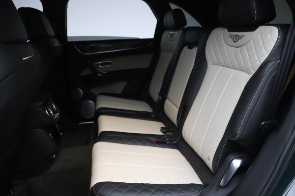 Used 2020 Bentley Bentayga V8 for sale $189,900 at Alfa Romeo of Westport in Westport CT 06880 21
