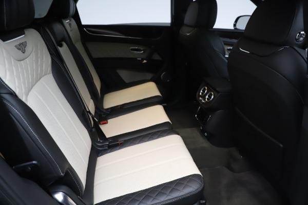 Used 2020 Bentley Bentayga V8 for sale $189,900 at Alfa Romeo of Westport in Westport CT 06880 24