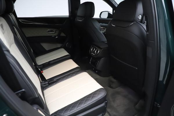 Used 2020 Bentley Bentayga V8 for sale $189,900 at Alfa Romeo of Westport in Westport CT 06880 26