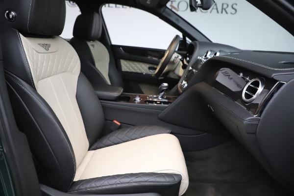Used 2020 Bentley Bentayga V8 for sale $189,900 at Alfa Romeo of Westport in Westport CT 06880 28