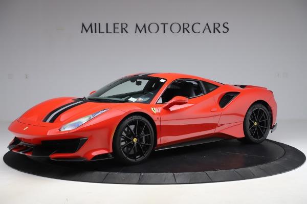 Used 2020 Ferrari 488 Pista for sale $439,900 at Alfa Romeo of Westport in Westport CT 06880 2