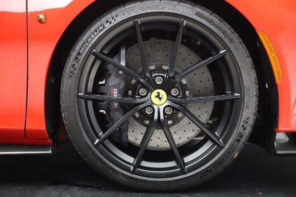 Used 2020 Ferrari 488 Pista for sale $439,900 at Alfa Romeo of Westport in Westport CT 06880 28