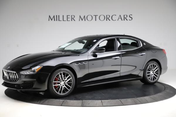 New 2020 Maserati Ghibli S Q4 for sale $84,104 at Alfa Romeo of Westport in Westport CT 06880 2