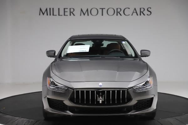 New 2020 Maserati Ghibli S Q4 for sale Call for price at Alfa Romeo of Westport in Westport CT 06880 12