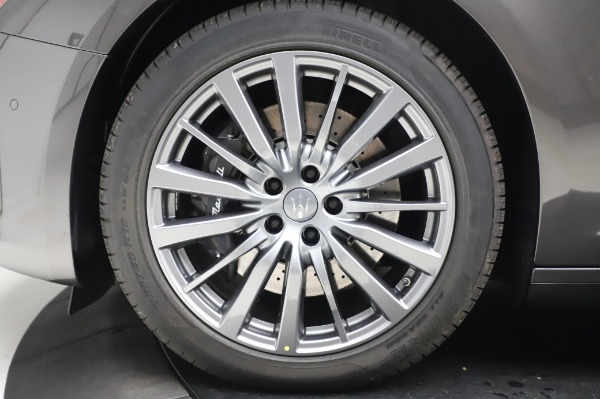 New 2020 Maserati Ghibli S Q4 for sale Call for price at Alfa Romeo of Westport in Westport CT 06880 13