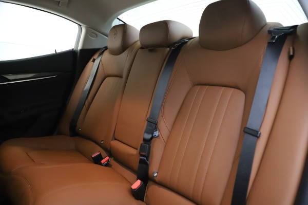 New 2020 Maserati Ghibli S Q4 for sale Call for price at Alfa Romeo of Westport in Westport CT 06880 18