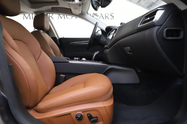New 2020 Maserati Ghibli S Q4 for sale Call for price at Alfa Romeo of Westport in Westport CT 06880 22
